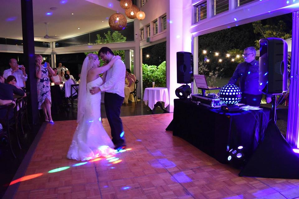 Sunshine Coast DJ Hire - Weddings